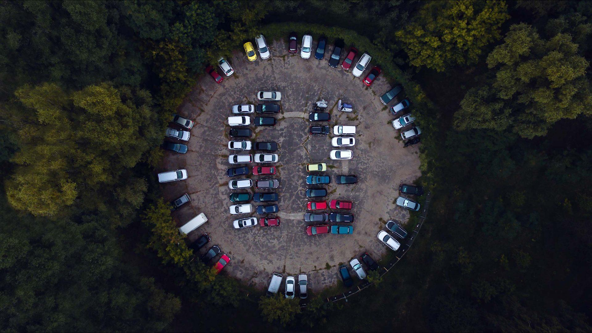 Парковки на Кумыске