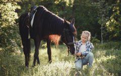 Фотосессия с лошадьми на Кумысной поляне