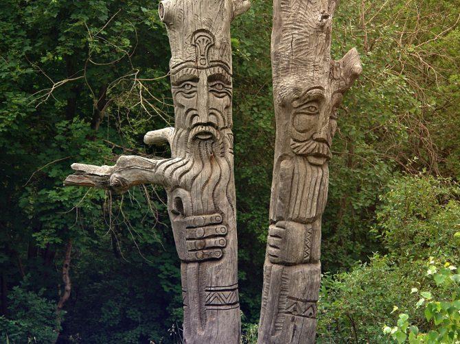 Древние Чуры - Стражи Кумысной поляны