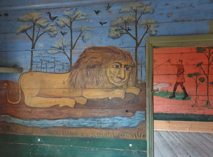 Изображения в Доме со Львом