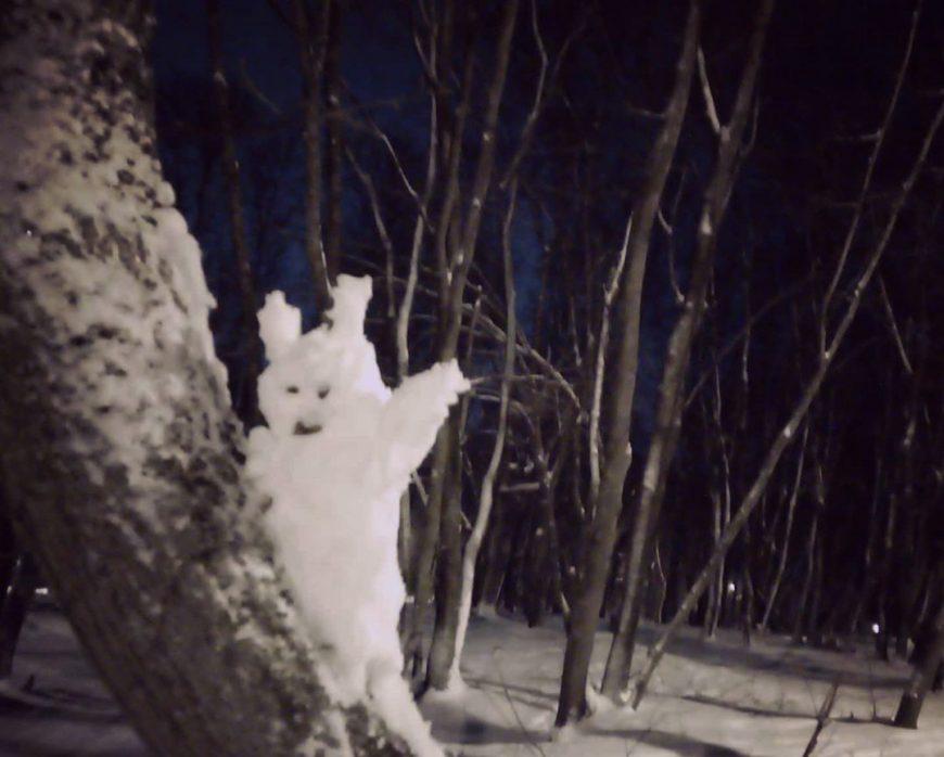 Зимние духи Кумысной поляны