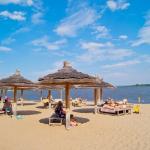 Турбаза Авангард пляж