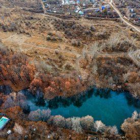 Тенистый пруд в Саратове - Золотая долина