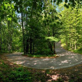 Лыжероллерная трасса - Саратов, Кумысная поляна