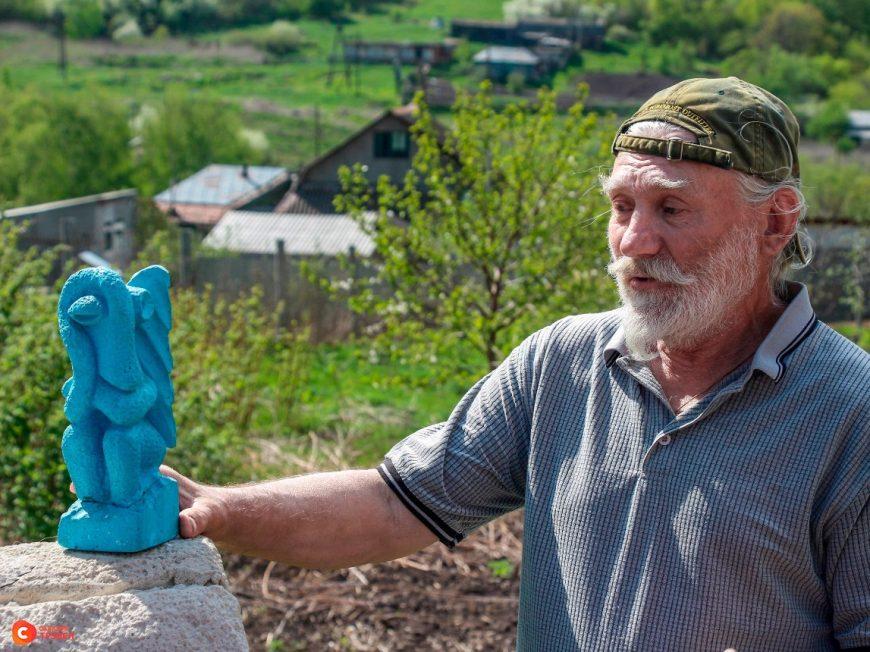 Дон Кихот - испанец села Лох