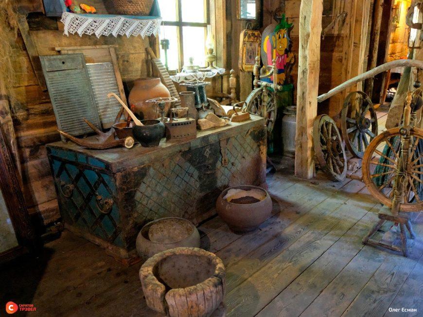 Музей Водяная мельница