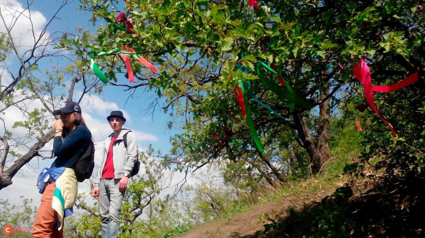 Экскурсия в Кудеярову пещеру