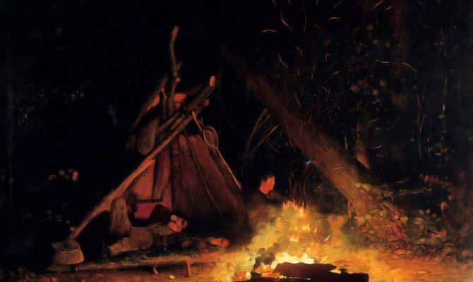Легенды Саратовской области. Упырь / Леший