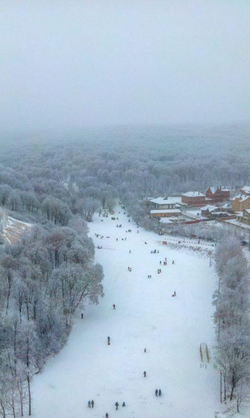 Прокаты лыж в Саратове
