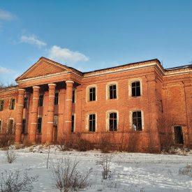 Церковь в селе Подстепное