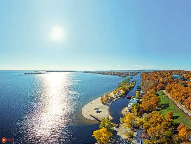 Пляж Волжские Дали - Саратов