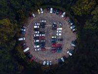 Парковки Кумысной поляны