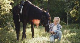 Конные прогулки по Кумысной поляне